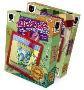 Шитьё из лоскутков наборы для детского творчества