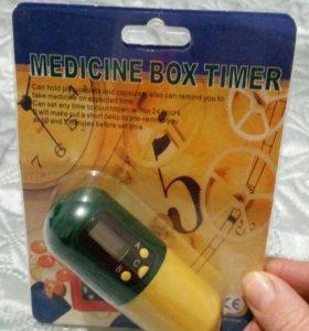 Контейнер для таблеток с таймером
