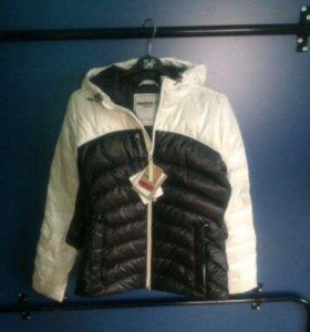Куртка-пуховик женский Reebok Down Jacket