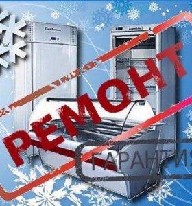 Ремонт холодильников,холодильных витрин
