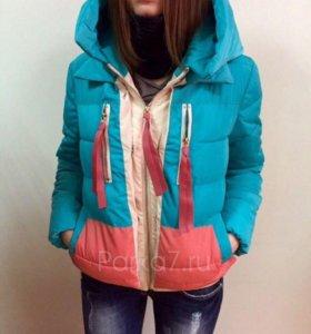 Куртки( зима-весна-осень)