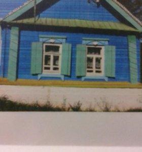 Продается дом в п.г.т.  Алексеевка