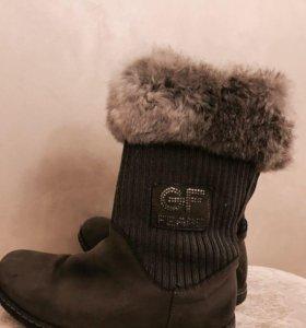 Зимние сапоги GF Ferre
