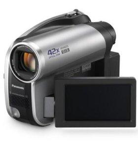 DVD видеокамера Panasonic.