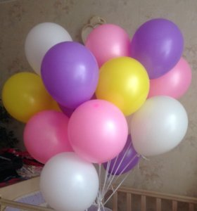 Фигуры, букеты из шаров, шары с гелием!