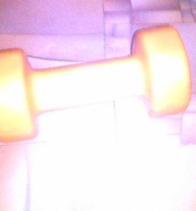 Гантеля 3 кг