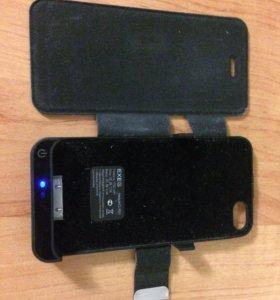 Портативная зарядка для iPhone 4s