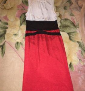 Платье длинна миди