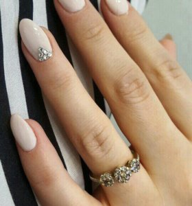 Гель лак и наращивание ногтей