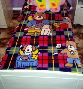 Кровать 1,5 детская