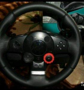 Руль для консоли PS3
