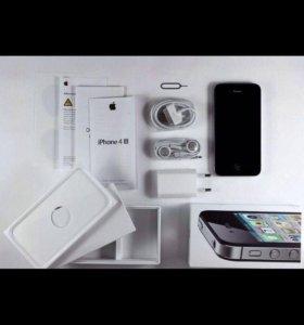 iPhone 4S 16Gb iOS 9.3.5