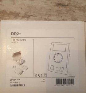 Комнатный термостатический радиомодуль DD2+