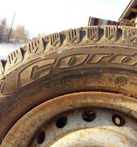 2 колеса кордиант р13