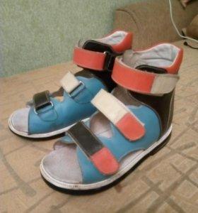 Ортопедические сандали, ботинки brtuzzi