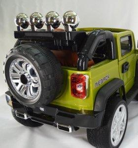 Электромобиль Джип вранглер