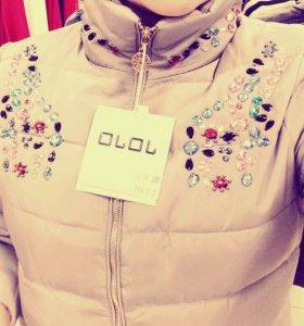 Куртка осень/зима до -5