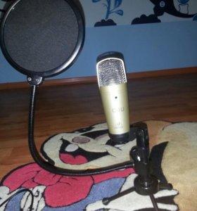 Микрофон beringer C-1USB