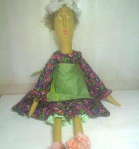 Кукла Фенечка