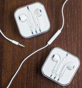 Наушники для айфона