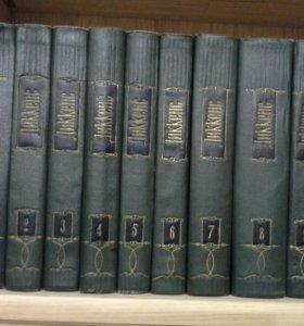 Книги, Полное собрание сочинений Ч.Диккенса 30 т