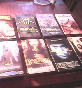Видеокассеты с фильмами для видеомагнитофона