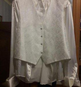 Свадебный костюм(FABIO PAOLONI)