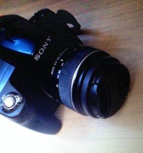 зеркалка фотоаппарат Sony alfa dsr a290