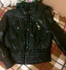 Куртка( холодная осень)