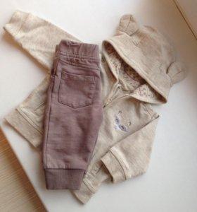 Одежда на новорожденого комплект
