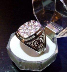 Серебро печатка