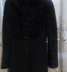Пальто размер s