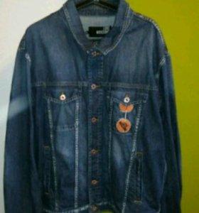 Куртка Джинсовая Moschino