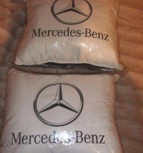 Новые подушки в машину