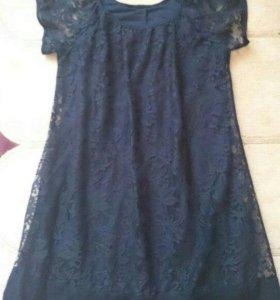 Платье Гепюр, новое,Размер М.