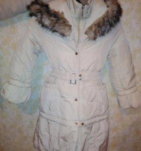 Детская Куртка- пальто трасформер