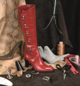Пошив и ремонт обуви