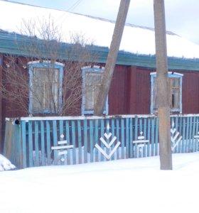 Жилой дом с газом в д. Минзитарово