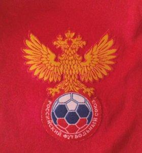 Футбольная форма (Россия)