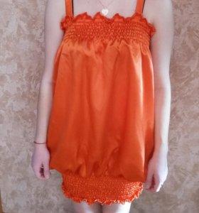 Костюм #апельсин