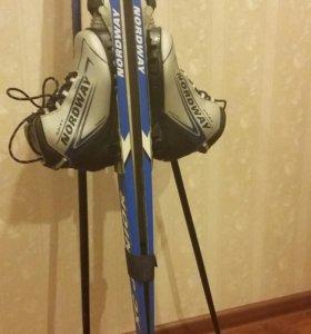 Лыжный комплект NORDWAY