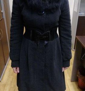 Пальто на холодную осень или зиму до минус 15