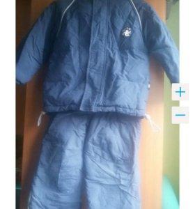 Комбинезон, куртка/штаны, зимний, зима