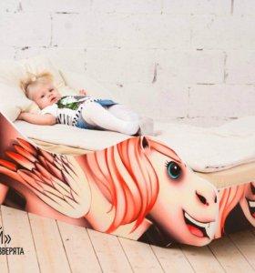 Новые кровати-зверята