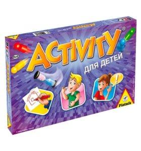 Активити детские игры