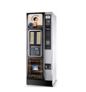 Установка и обслуживание кофейных автоматов