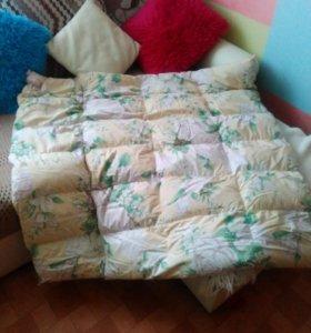 Одеяло дет пуховое