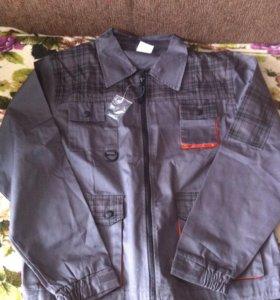 Спецодежда (новая)куртка