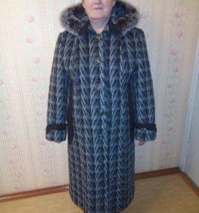 Пальто новое, зимнее
