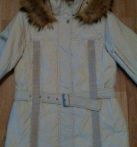 Куртка пуховик Lawine 44 размер